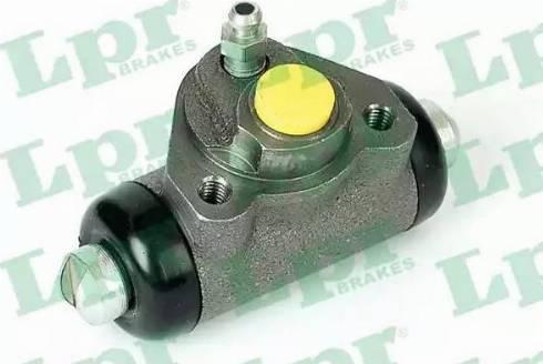 LPR 4452 - Колісний гальмівний циліндр autozip.com.ua