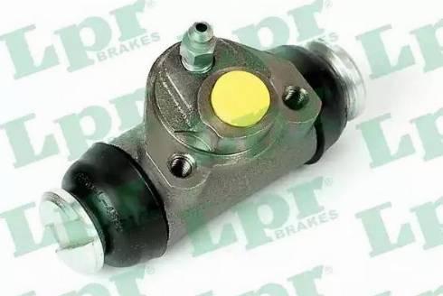 LPR 4461 - Колісний гальмівний циліндр autozip.com.ua