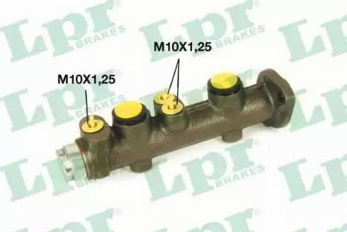 LPR 6706 - Головний гальмівний циліндр autozip.com.ua