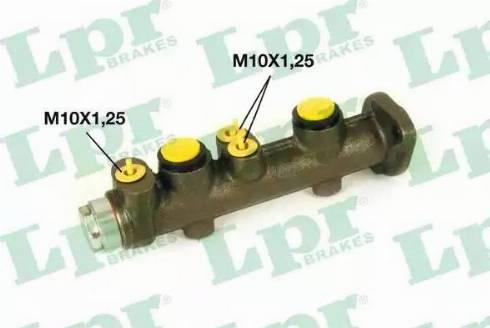 LPR 6707 - Головний гальмівний циліндр autozip.com.ua