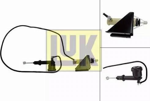 LUK 513 0026 10 - Головний / робочий циліндр, система зчеплення autozip.com.ua