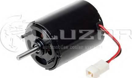Luzar LFH03197 - Вентилятор салону autozip.com.ua