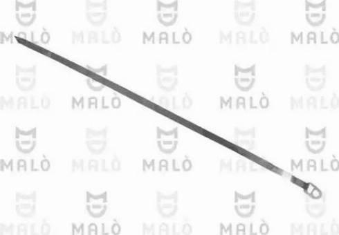 Malò 7443 - Утримуюча стрічка, паливний бак autozip.com.ua