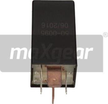 Maxgear 500095 - Блок управління, реле, система розжарювання autozip.com.ua
