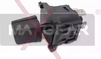 Maxgear 500033 - Вимикач вентилятора, опалення / вентиляція autozip.com.ua