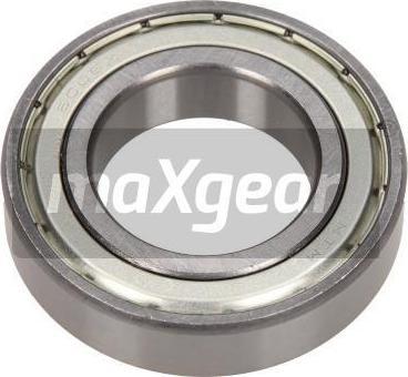 Maxgear 100208 - Підшипник, проміжний підшипник карданного валу autozip.com.ua