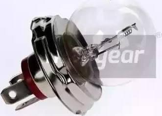 Maxgear 780053 - Лампа розжарювання, фара дальнього світла autozip.com.ua