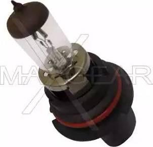 Maxgear 780065 - Лампа розжарювання, фара дальнього світла autozip.com.ua