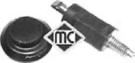Metalcaucho 04479 - Кожух двигуна autozip.com.ua