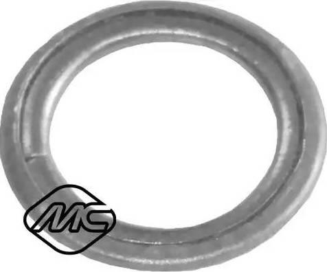 Metalcaucho 01999 - Кільце ущільнювача, нарізна пробка мастилозливного  отвору autozip.com.ua