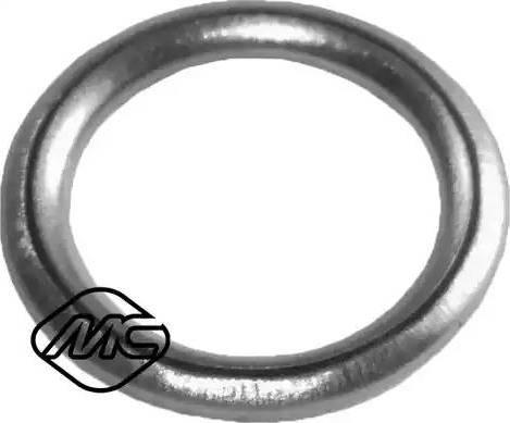 Metalcaucho 02000 - Кільце ущільнювача, нарізна пробка мастилозливного  отвору autozip.com.ua