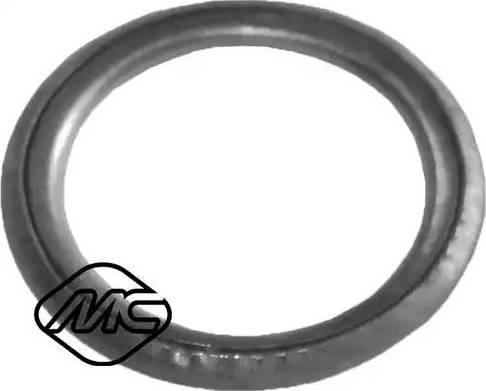 Metalcaucho 02001 - Кільце ущільнювача, нарізна пробка мастилозливного  отвору autozip.com.ua