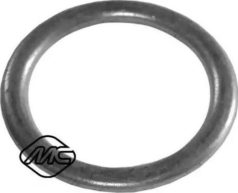 Metalcaucho 02002 - Кільце ущільнювача, нарізна пробка мастилозливного  отвору autozip.com.ua