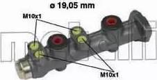Metelli 050150 - Головний гальмівний циліндр autozip.com.ua