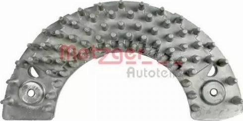 Metzger 0917026 - Блок управління, опалення / вентиляція autozip.com.ua