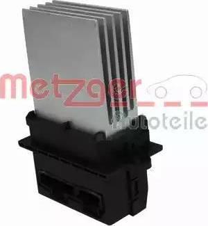 Metzger 0917076 - Блок управління, опалення / вентиляція autozip.com.ua