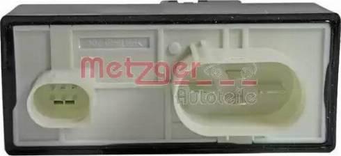 Metzger 0917170 - Блок управління, ел.  вентилятор (охолодження двигуна) autozip.com.ua