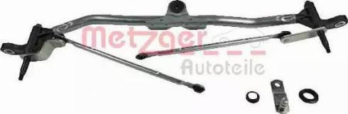 Metzger 2190041 - Система тяг і важелів приводу склоочисника autozip.com.ua