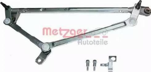Metzger 2190042 - Система тяг і важелів приводу склоочисника autozip.com.ua