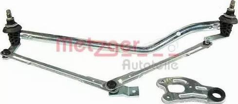 Metzger 2190143 - Система тяг і важелів приводу склоочисника autozip.com.ua