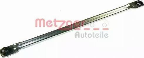 Metzger 2190109 - Привід, тяги і важелі приводу склоочисника autozip.com.ua