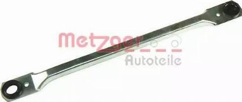 Metzger 2190115 - Привід, тяги і важелі приводу склоочисника autozip.com.ua