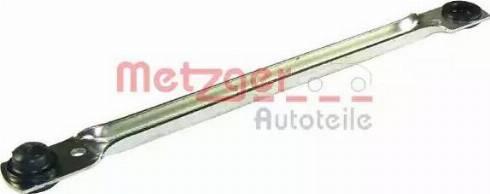 Metzger 2190110 - Привід, тяги і важелі приводу склоочисника autozip.com.ua