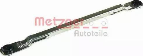 Metzger 2190117 - Привід, тяги і важелі приводу склоочисника autozip.com.ua