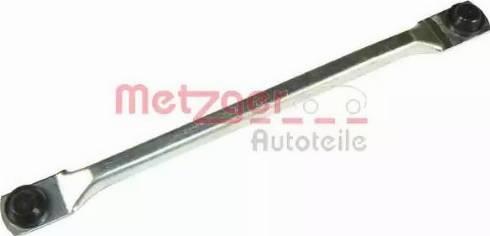Metzger 2190133 - Привід, тяги і важелі приводу склоочисника autozip.com.ua
