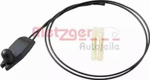 Metzger 2322019 - Ремонтний комплект кабелю, датчик зовнішньої температури autozip.com.ua