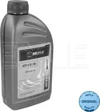 Meyle 0140192200 - Масло автоматичної коробки передач autozip.com.ua