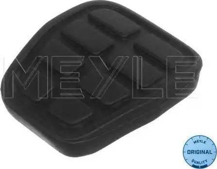 Meyle 100 721 0002 - Накладка на педаль, педаль зчеплення autozip.com.ua