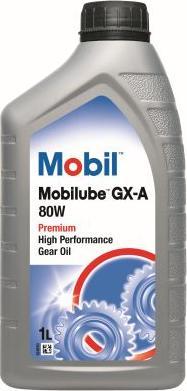 Mobil 142805 - Масло ступінчастої коробки передач autozip.com.ua