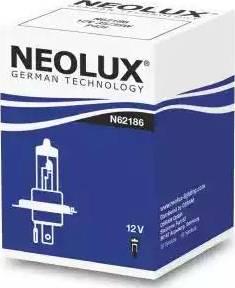 NEOLUX® N62186 - Лампа розжарювання, фара дальнього світла autozip.com.ua