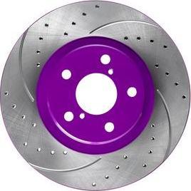 NiBK RN1010DSET - Економічний гальмівний диск autozip.com.ua