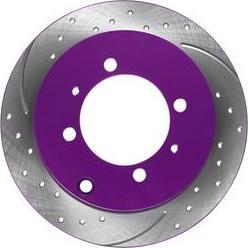 NiBK RN1158DSET - Економічний гальмівний диск autozip.com.ua