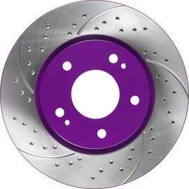 NiBK RN1365DSET - Економічний гальмівний диск autozip.com.ua