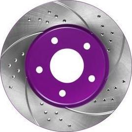 NiBK RN1366DSET - Економічний гальмівний диск autozip.com.ua