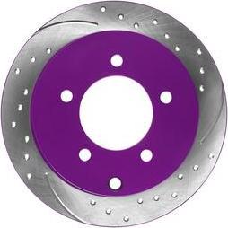 NiBK RN1367DSET - Економічний гальмівний диск autozip.com.ua