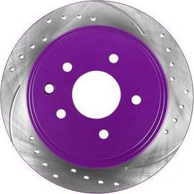 NiBK RN1302DSET - Економічний гальмівний диск autozip.com.ua