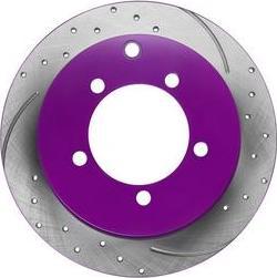 NiBK RN1242DSET - Економічний гальмівний диск autozip.com.ua