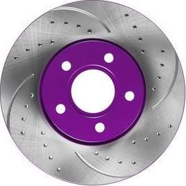 NiBK RN1213DSET - Економічний гальмівний диск autozip.com.ua