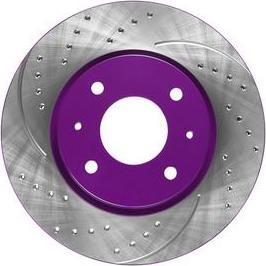 NiBK RN1237DSET - Економічний гальмівний диск autozip.com.ua