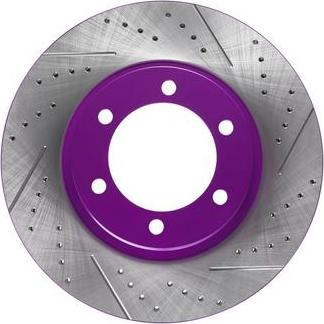NiBK RN1220DSET - Економічний гальмівний диск autozip.com.ua