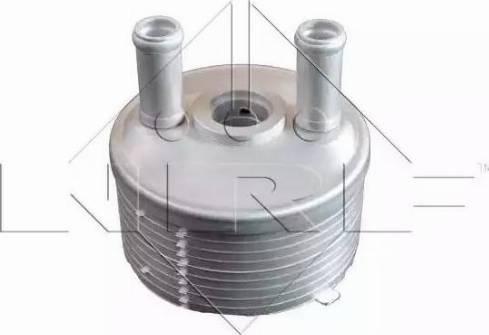 NRF 31214 - Масляний радіатор, автоматична коробка передач autozip.com.ua