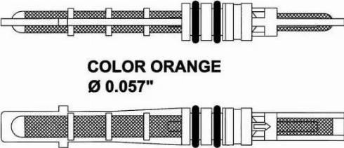 NRF 38209 - Розширювальний клапан, кондиціонер autozip.com.ua