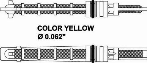 NRF 38212 - Розширювальний клапан, кондиціонер autozip.com.ua