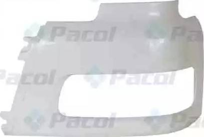 Pacol DAFLC001L - Аеродефлектор autozip.com.ua