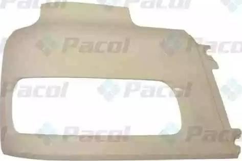 Pacol DAFLC001R - Аеродефлектор autozip.com.ua