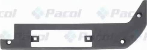 Pacol MANBC004R - Облицювання, бампер autozip.com.ua